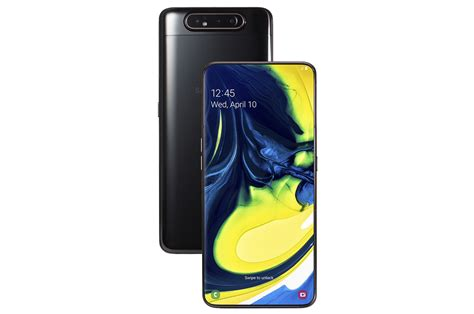 samsung s galaxy a80 has no notch and a rotating whistleout