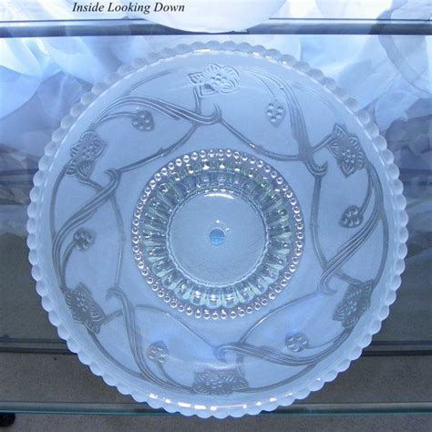 Glass Ceiling Light Covers Vintage Ceiling Light Cover Frosted Glass By Bonappetiteantique 15 Lighting