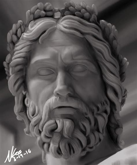 zeus statue face www pixshark com images galleries