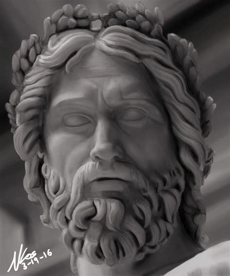 zeus statue face www pixshark com images galleries