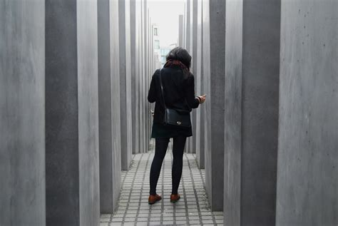 Was Not Murdered By The Fashion Industry Hill A Make Up Cosmetics Perfume And The Substance Of Style by Memorial To The Murdered Jews Of Europe In Berlin By