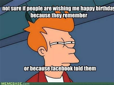 Facebook Birthday Meme - meme face happy birthday image memes at relatably com
