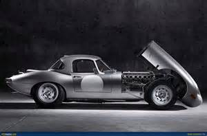 Lightweight Jaguar E Type Ausmotive 187 Jaguar Lightweight E Type Revealed