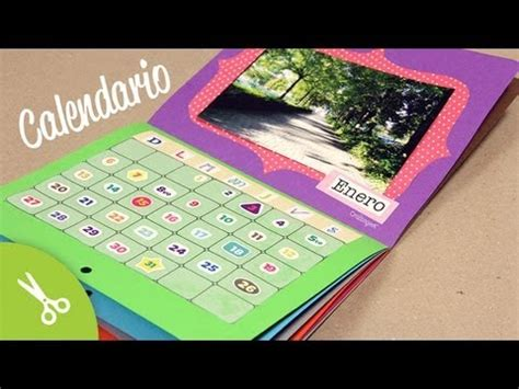decorar dicionario ingles v 237 deo de calendario decorado con fotos