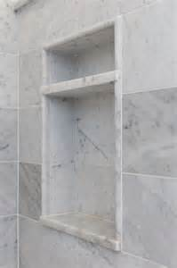 Corner Cabinets For Dining Room by Two Tier Niche Marble Master Bath Chatham Nj