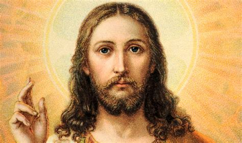 what color was jesus judgement day of jesus appeared in the clouds in
