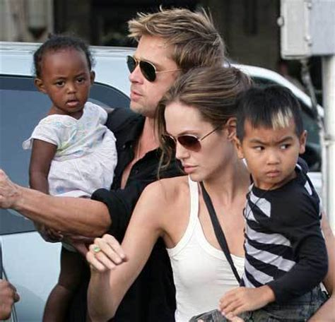 Pitt And Will Adopt Child Number Four by Brad Pitt And To Adopt Another Kid From