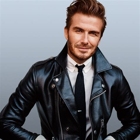 beckham hair wax where can i get a leather jacket like this