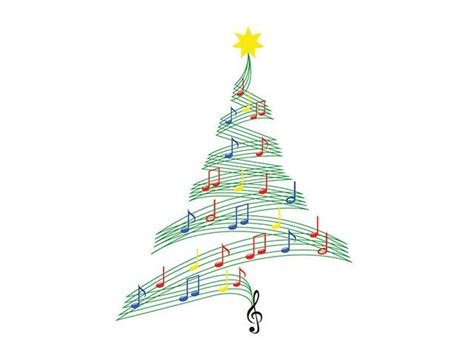 musical notes christmas tree image top five new songs of 2015 cbn