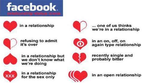 Define Relationship Definition Of Relationship Status On