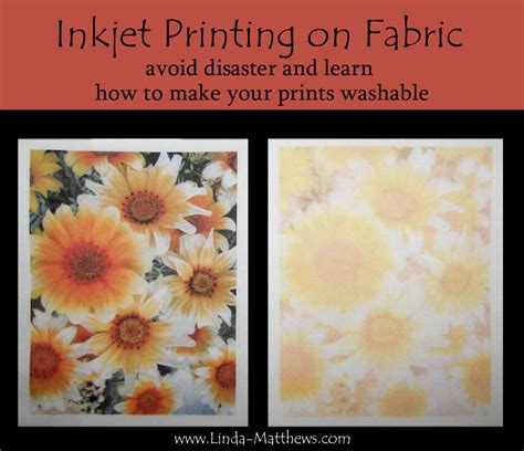 printable fabric sheets washable inkjet printing on fabric how to make your fabric prints