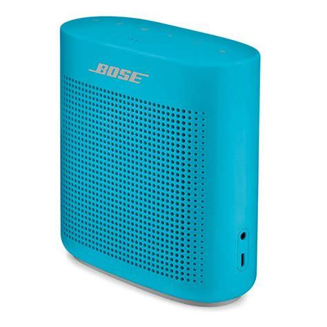 Bose Soundlink Speaker Blue bose soundlink color bluetooth speaker ii blue bose speakers singapore headphones sg