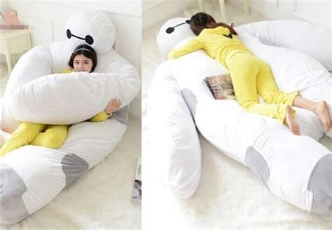 giant pillow bed this giant pillow bed is going to cure all of your