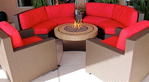 patio table with gas patio table with gas pit fireplace design ideas