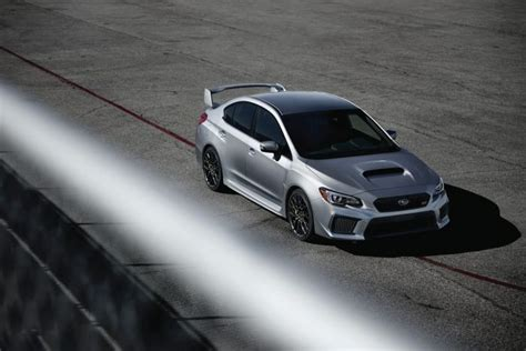 2019 Subaru Sti Ra by You Didn T Buy The Subaru Wrx Sti Type Ra Why 2019 Sti Is