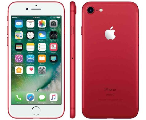 Red iPhone 7 and iPhone 7 Plus, new iPad launch today