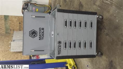 matco 6 drawer tool box armslist for sale trade matco 6 drawer tool cart