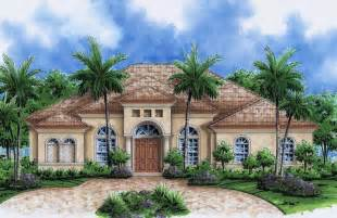 Florida style plans mediterranean home designs