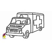Ambulance  How To Draw An YouTube