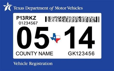 Inspection Sticker Renewal