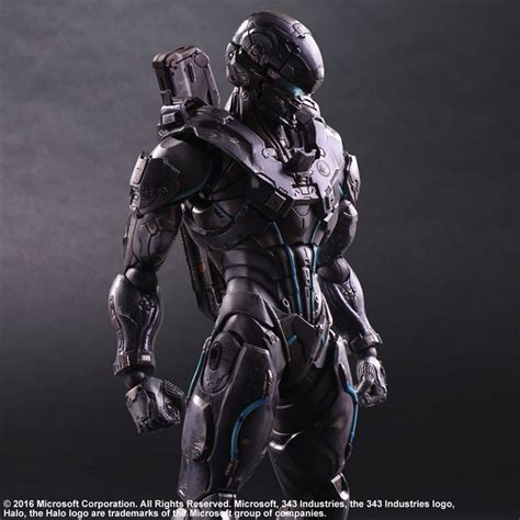 Nyx Di Guardian halo 5 guardians spartan locke play arts square enix