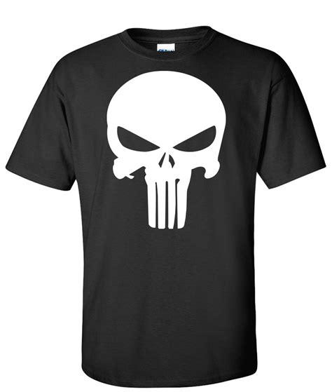 T Shirt Punisher Logo punisher logo graphic t shirt supergraphictees