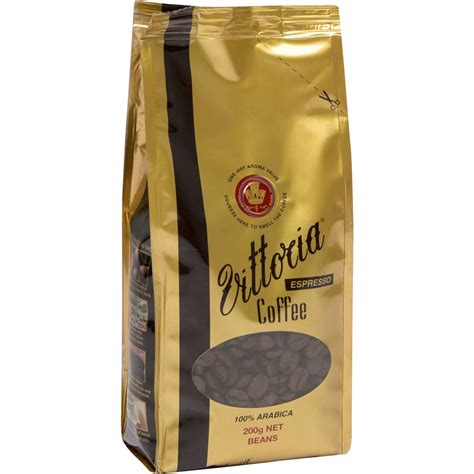 Bean Coffee 200g Vittoria Coffee Espresso Coffee Beans Espresso 200g