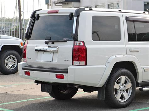 Jeep Commander Size Jeep Commander 5 High Quality Jeep Commander Pictures