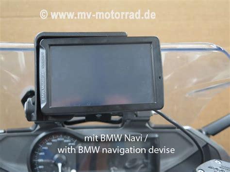 Navi Von Bmw F R Motorrad by Bmw R1200rs Navihalter F 252 R Bmw Naviger 228 T Andere Von Mv