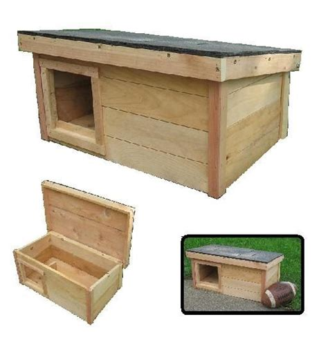 The 25 Best Ideas About Outdoor Cat Houses On Pinterest Free Building Plans Outdoor Cat House