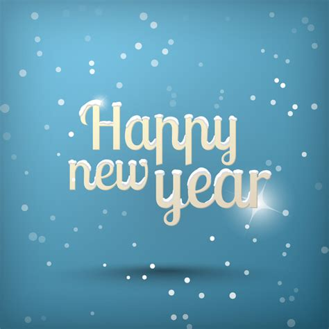 happy new year 2014 snowflake vector free vector graphic