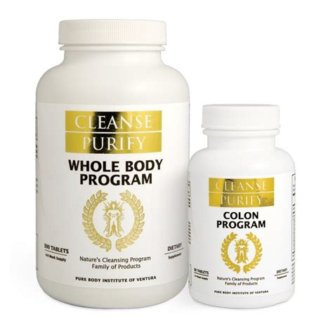 Whole Cleanse And Detox by Whole And Colon Cleanse Health Usa