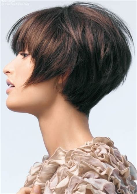 straight hairstyles  short hair cute haircuts