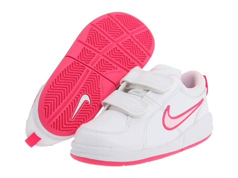 shoes for toddlers nike pico 4 infant toddler white spark prism pink