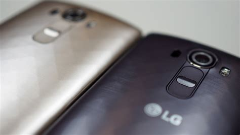 Hp Lg G4 Metal lg g4 vs htc one m9 can leather beat metal