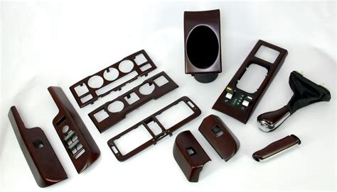 2006 interior plastic parts finish issue