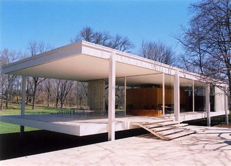 farnsworth house ludwig mies van der rohe farnsworth house plano usa