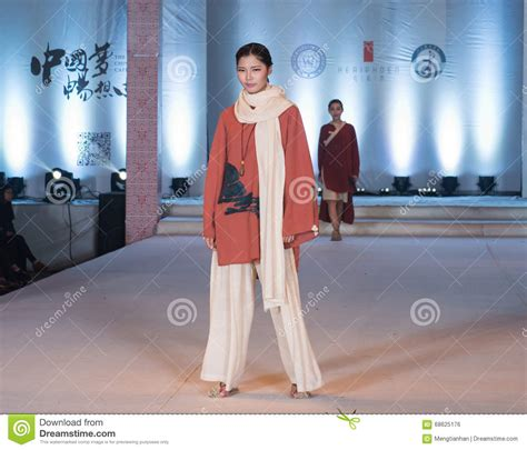 3rd fashion home design expo the seventeenth series of confucianism fashion show