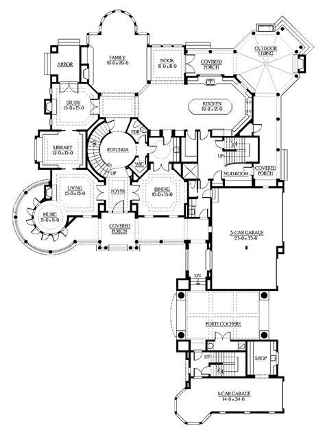 awesome estate home plans 8 luxury mansion home floor