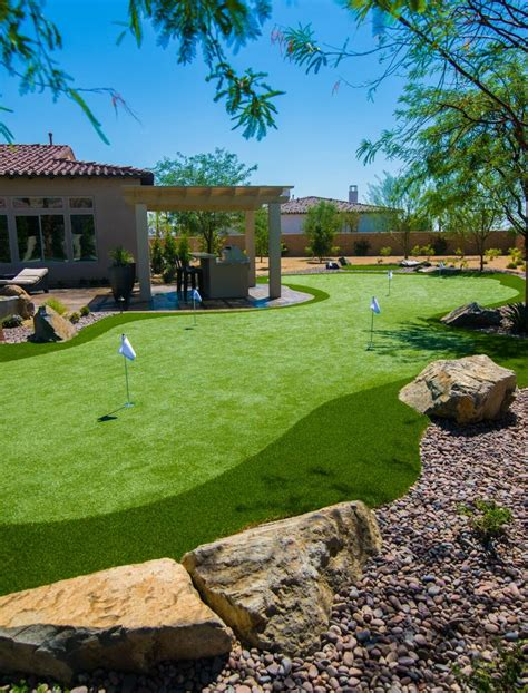 golf putting greens for backyard 32 best backyard putting greens images on pinterest