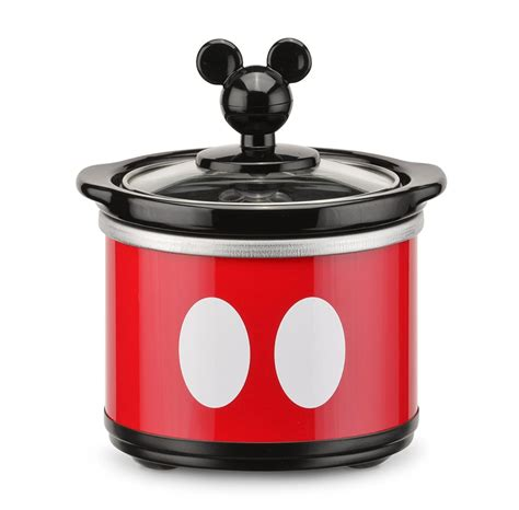mickey mouse 5 quart oval cooker with 20 oz dipper