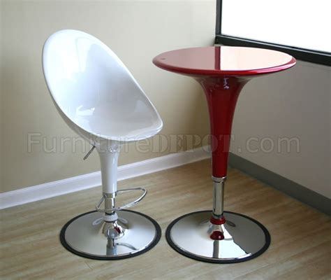 White Coloured Stools by White Color Set Of 2 Bar Stools With Molded Back