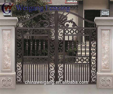 wrought iron gate design home buy gate design