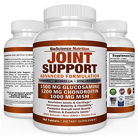 best joint supplement best joint supplements 2017 june 2017