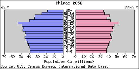 will china's and india's populations outgrow their