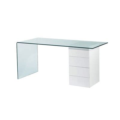Cheap Glass Desk Bought This From Dwell Two Days Later They Knocked 163 150