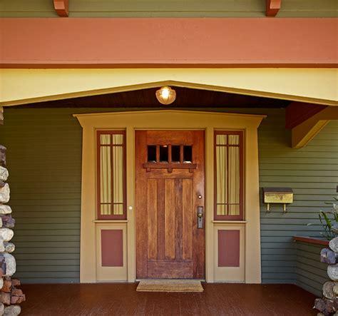Bungalow Front Doors Pasadena Bungalow With Original Woodwork House House