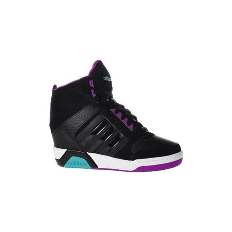 adidas high top wedge sneakers lyst adidas bb9tis wedge w s shoes high top