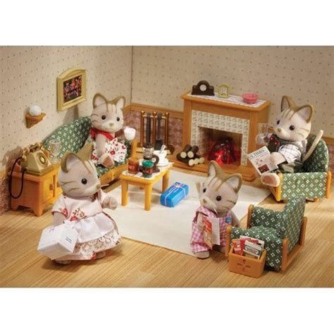 calico critters deluxe living room set calico critters deluxe living room set educational toys