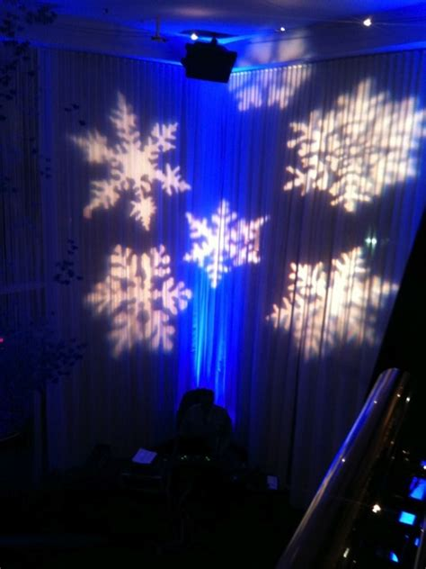 snowflake lighting archives gobo projector rental gobo
